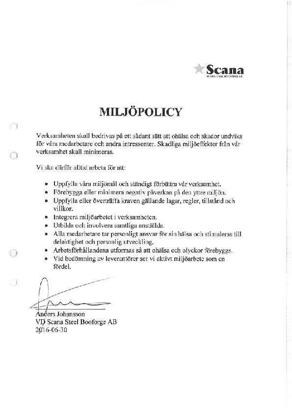 miljopolicy