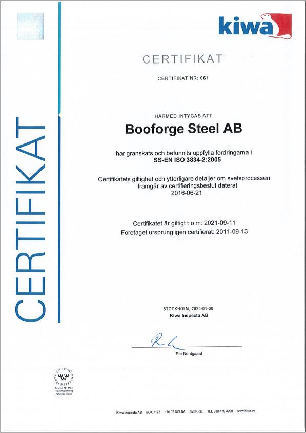 SS-EN ISO 3834-2 2005 SV-thumbnail